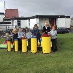 Percussion at Port Ellen