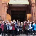 Rothesay Joint Campus Kelvingrove group photo 1