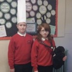WW2 Day and Burns Supper SAL