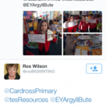 Cardross Tweets Ros Wilson 2