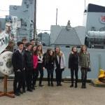 OHS HMS Blyth 1