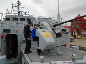 OHS HMS Blyth 3
