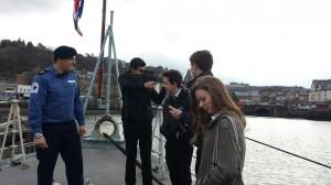 OHS HMS Blyth 5