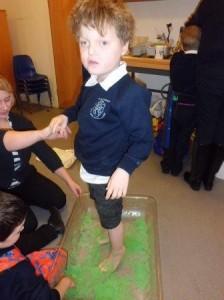Oban Learning Centre sensory exploration 7