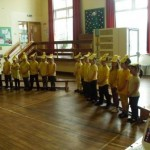 Rosneath chicks assembly 1