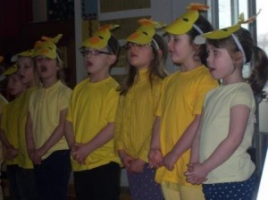 Rosneath chicks assembly 2