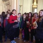 Strone PS World Book Day and Edinburgh visit