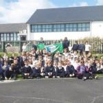 Bowmore 4th Green Flag