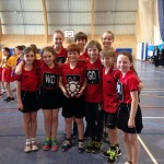 Cardross PS Netball Success 1