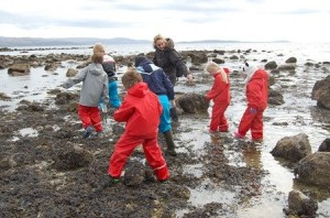 Innellan and Toward 4 Beach Science 4
