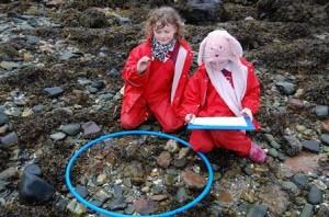 Innellan and Toward 5 Beach Science 5