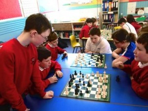 Dalintober PS Young Leaders P7 Chess Lunch Club