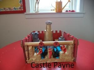 Toward PS Castle Payne