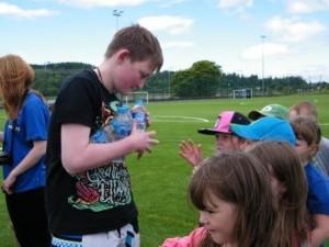 Lochgilphead 4 PDA Sports day 6