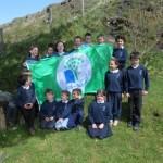 Luing Green Flag 1