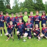 Park PS Shinty MacKay Cup Winners 1