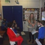 Parklands School Celebrting Success