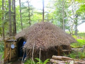 Sandbank woodwatch 3 hut