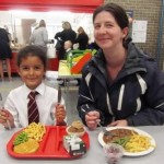 St Joes P1 Parents Lunch 1