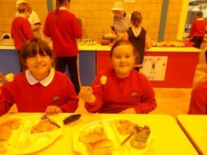 Dalintober PS Leanna and Beth Food Day SAL