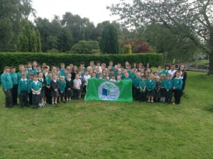 Rosneath Green Flag 1