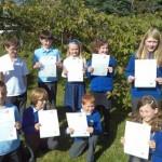 Kilcreggan John Muir certificates