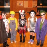 Dalintober PS Busy Week P 1 and P2 Halloween Prizewinners SAL