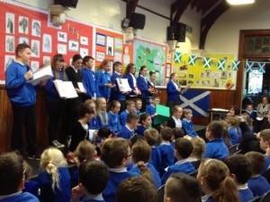 St Andrews Day at St Andrews 3