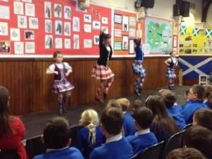 St Andrews Day at St Andrews 4