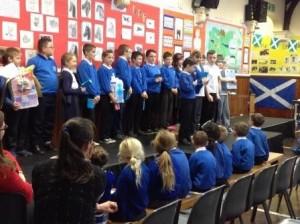 St Andrews Day at St Andrews 6