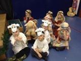 St Muns Sheep and Shepherds 2