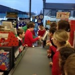 Strone  Visit to Morrisons Dec 2015