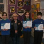 Dynamic Youth Awards Luss