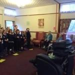 Rickfield Choir - Eadar Glinn 28.1.16 2