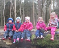 Rothesay PRE5 Forest Schools 3