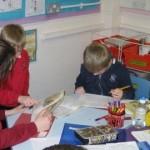 Dalintober and CGS Homework Club SAL