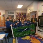 Luss Flag March 2016