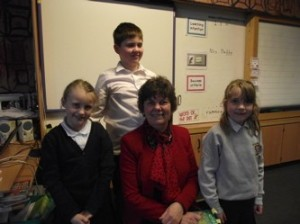 Rothesay World Book Day Myra Duffy