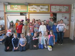 Rothesay World Book Day P6-5