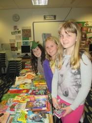 Rothesay World Book Day bookshop
