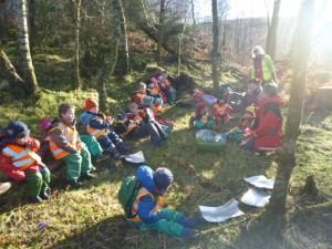 Strachur Forest School 5