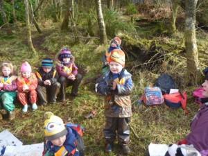 Strachur Forest School 7