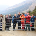DGS Learning Centre pupils visit Ardroy Outdoor Centre