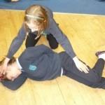Tayvallich First aid training 1