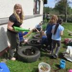Salen Gardening Diary 1