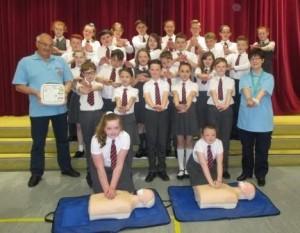 St Josephs 2 Health Week A2 CPR