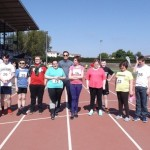 DGS takes part in the Scottish Disability Sports National Junior Athletics tournament in Grangemouth