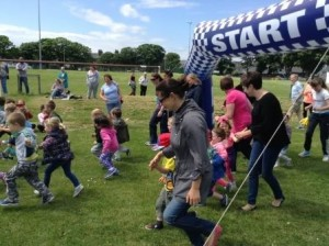 Dalintober PS ELC Race for Life 2