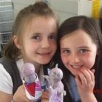 Kilcreggan p2-3 puppets b I June 2016