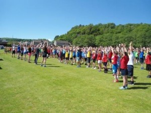 RPS Sunny Sport Day 2 June 2016